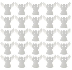 Kartonnen stansdelen - Engel (7x10,5 cm) 25 stuks