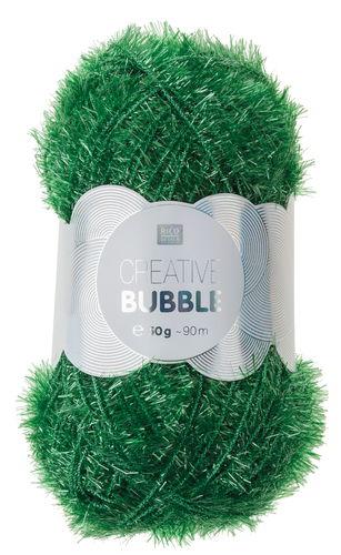 Creative Bubble Garn 50g90m Tannengrün Opitec