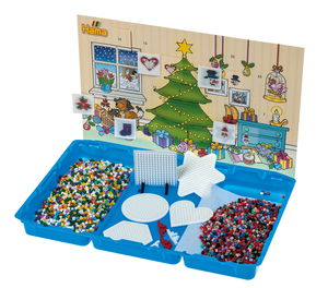 Hama adventskalender - thema strijkkralen 5014-dlg
