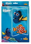 Hama strijkkralen set 'Finding Nemo & Dory'