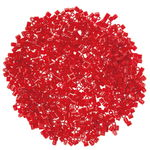 Hama midi strijkkralen, rood, 1000 stuks