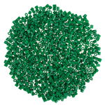 Hama midi strijkkralen, groen, 1000 stuks