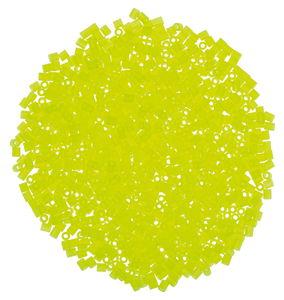 Hama midi strijkkralen, neon geel, 1000 stuks