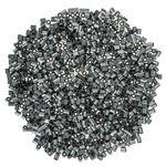 Hama midi strijkkralen, zilver, 1000 stuks