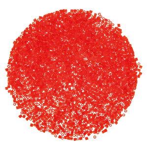 Hama mini strijkkralen, oranje, 2000 stuks