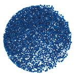 Hama Mini Bügelperlen, 2000 Stück blau
