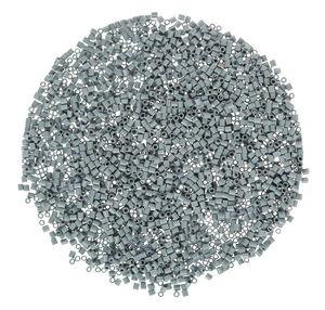 Hama Mini Bügelperlen, 2000 Stück hellgrau
