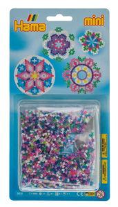 Lote de mini perlas de planchar Hama® - Mandala