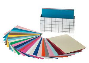Umschläge, 30 Stück 30 Farben (18,4 x 13,4 cm)