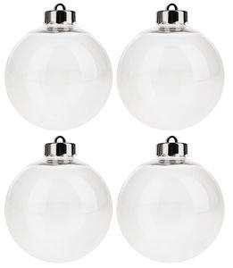 Boule de Noël à remplir,10cm