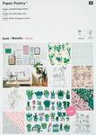 Rico Design® blocco con motivi e poster - Hygge