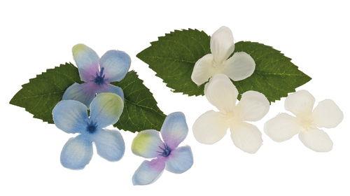 Blütenstreuteile Hortensie