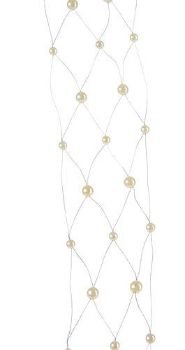 Acrylband Perlen-Meer