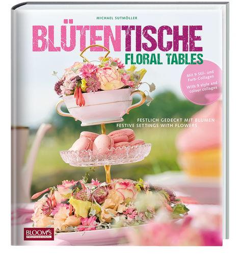 Hardcover-Buch Blütentische