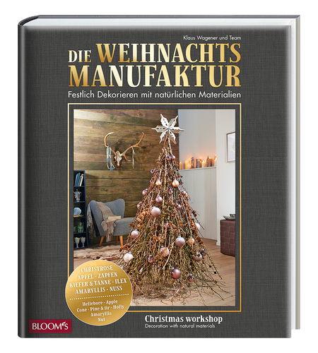 Hardback Book Christmas Factory