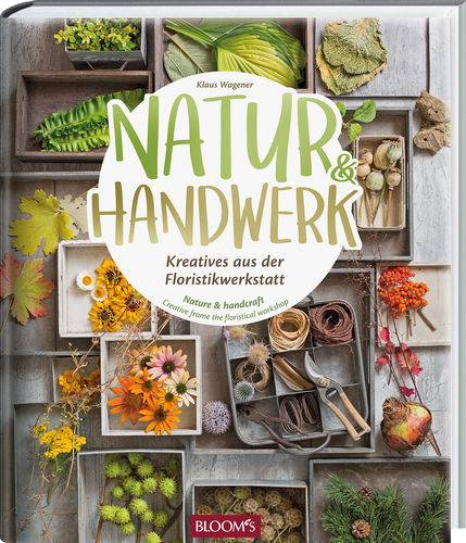 Hardbank Book Nature & Handwork