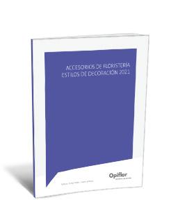 Accesorios de Floristería Estilos de Decoración 2021