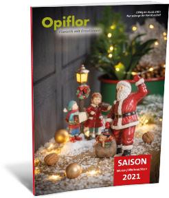 Saison Winter/Weihnachten 2021