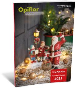 Temporada Invierno/Navidad 2021